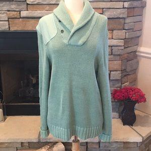 Ralph Lauren Knitted high neck Sweater